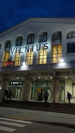 Vilnius Flughafen