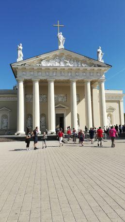 Die weiße Kathedrale